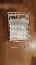 Original Whirlpool W10139360A Dryer Drying Rack for flat clothes