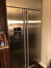 Double Door Electrolux ICON Refrigerator with Ice Maker MODEL  E42BS75EPS