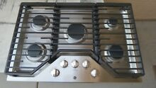 GE JGP5030SLSS 30  GAS COOKTOP  STOVE  5 BURNERS WITH POWERBOIL