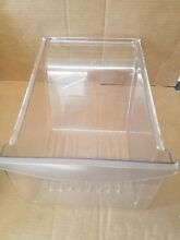 FRIGIDAIRE REFRIGERATOR CRISPER DRAWER  CLEAR  PART  2403371