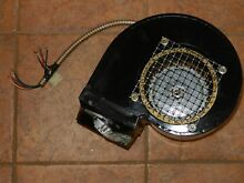 RARE GE PROFILE FASCO ELECTRIC COOKTOP BLOWER MOTOR FAN 3 SPEED ADJUSTMENT