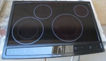 ELECTROLUX WAVE TOUCH SERIES EW30CC55GB 30  HYBRID INDUCTION COOKTOP