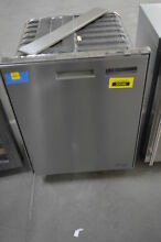 Dacor DDW24S 24  Stainless Full Console Dishwasher NOB  29707 CLW
