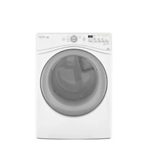 Whirlpool WED80HEBW 27  White Front Load Stack Electric Dryer NIB  9323 WLK