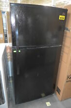 Kenmore 71219 33  21 cu  ft  Ice Maker Black Top Freezer Refrigerator  29631 WLK