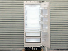 THERMADOR T30IR800SP 30  BUILT IN FULLY FLUSH REFRIGERATOR CUSTOM PANEL READY