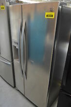Kenmore 51823 33  21 9 cu  ft  Stainless Side By Side Refrigerator  29658 CLN