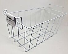 Haier Chest Deep Freezer Refrigerator Storage Basket White Dorm Apartment Wide