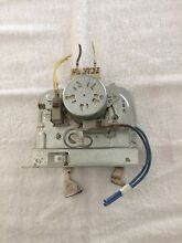 9760888 WP9760889 Oven Door Lock Motor and Switch Assembly