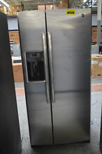 GE GSE23GSKSS 33  Stainless Energy Star Side By Side Refrigerator  29790 WLK