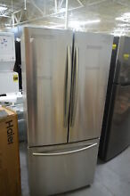 Samsung RF220NCTASR 30  Stainless French Door Refrigerator NOB  26014 CLW