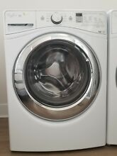 Whirlpool Duet Stackable 4 3 cu  ft  Front Load Washer   white