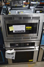 Bosch HBL5T50UC 30  Stainless Microwave Oven Combo Wall Oven  157 MAD