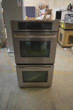 Jenn Air JJW2827WS 27  Stainless Double Electric Wall Oven NOB  1562 MAD