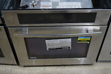 Jenn Air JJW2330WS 30  Stainless Single Electric Wall Oven NOB  2356 CLW