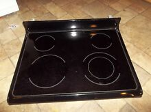 KENMORE RANGE 790 9621940B COOKTOP PART  316456258 Replacement glass top only