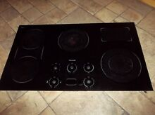 Thermador CE365UB cooktop replacement glass ONLY 36 x 21  black   00238850