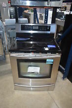 Samsung FTQ307NWGX 30  Stainless Freestanding Induction Range NOB  3222 CLW
