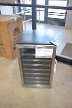 Danby DWC458BLS 20  Stainless Wine Cooler 45 Bottle NOB  13201 CLW