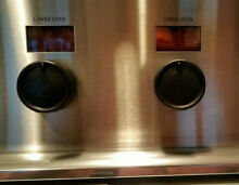 2 Custom Thermador Knobs CT CMT Oven 14 37 389  Lifetime Replacement NEW