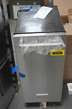 KitchenAid KUIX305ESS 15  Built In Automatic Ice Maker Stainless 50lb  31059 HRT