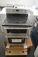 Maytag MET8720DS 30  Stainless Freestanding Electric Range NOB T 2  15221 CLW