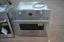 Viking VESO5302SS 30  Stainless Electric Convection Single Wall Oven  30168 HRT