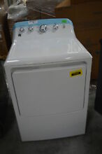 GE GTD42GASJWW 27  White Front Load Gas Dryer 4 Dry Cycles  29877 WLK