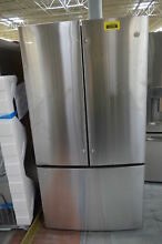 GE Profile PYE22KSKSS 36  Stainless CounterDepth French Refrigerator  29870 HRT