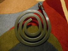 Frigidaire Gibson Burner 8 inch Range Stove Element 3 Wire Real GM Part 6562561