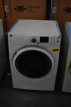 GE GFD43ESSMWW 27  White Front Load Electric Dryer  30016 HRT