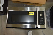 GE Cafe CVM9215SLSS 30  Stainless Over The Range Microwave Oven Hood  30060 HRT