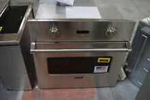 Viking VESO1302SS 30  Stainless Single Electric Wall Oven NOB  30188 HRT