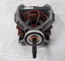 GE Laundry Center Combo Dryer Drive Motor and pu Part  WE17X22214