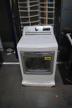 LG DLEX7600WE 27  White Front Load Electric Dryer NOB  30280 HRT