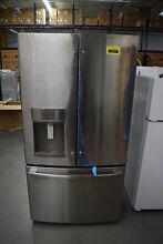 GE Profie PYE22KSKSS 36  Stainless French Door Refrigerator  29963 MAD