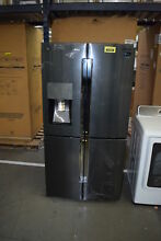 Samsung RF23J9011SG 36  Black Stainless French Door Refrigerator NOB  30292 HRT