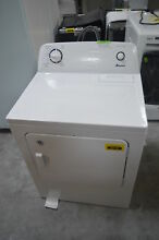 Amana NED4655EW 29  White Front Load Electric Dryer NOB  28986 WLK