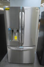 LG LFXS30766S 36  Stainless French Door Refrigerator NOB  26041 HL