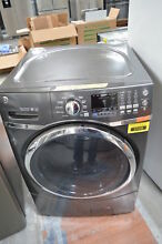 GE GFW450SPKDG 27  Diamond Gray Front Load Washer w  Steam  29892 HRT