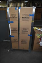 Whirlpool WRS315SDHM 36  Stainless Side By Side Refrigerator NOB  30354 HRT