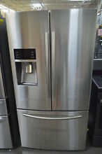 Samsung RF28HFEDTSR 36  Stainless French Door Refrigerator NOB  27964 CLW