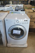 LG DLE2250W 27  White Front Load Electric Dryer NOB  00438 CLW
