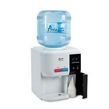 Avanti Tabletop Thermoelectric Water Cooler 13 1 4  dia  x 15 3 4h White WD31EC