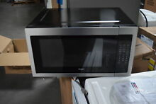 Whirlpool WMC50522HZ 24  2 2 cu  ft  Countertop Microwave Stainless  30562 HRT