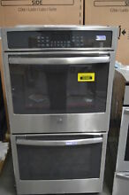 GE JK5500SFSS 27  Stainless Double Electric Convection Wall Oven NOB  30640 HRT