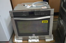 Whirlpool WOS92EC0AS 27  Stainless Single Electric Wall Oven NOB  30643 HRT