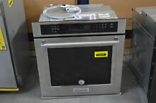 KitchenAid KOSE507ESS 27  Stainless Single Electric Wall Oven   30656 MAD