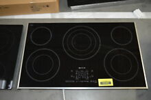 Jenn Air JEC4536BS 36  Stainless Electric 5 Burner Radiant Cooktop  30687 HRT