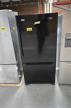 Maytag MBF2258FEB 33  Black Bottom Freezer Refrigerator NOB  30771 HRT